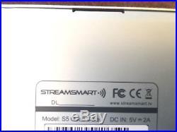 Streamsmart S5 4K QUADCORE ANDROID TV BOX