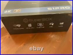 Superbox S1 Pro 6k 3d Android Tv Superbox USA Seller Spanish/english/french More