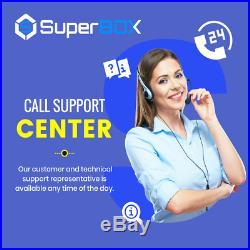 Superbox S1 Pro IPTV 2020 Android TV Box Stream Smart Media Box cut cable free