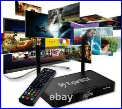 Superbox S2 Pro Media Player 6K Android 9.0 TV Wi-Fi 2.4G/5G + 128GB SD Card