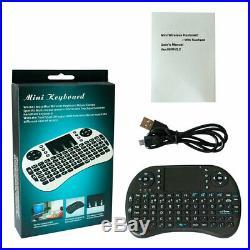 T9 Android 9.0 TV Box 4GB+64GB Rockchip RK3318 BT with I8 Wireless MINI Keyboard