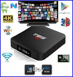 T95 S1 mini 2/16GB S905W Quad Core Android 7.1 WIFI, 4K Arabic TV Box sports