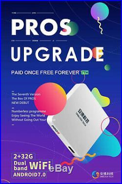 Tv & 2019 June Latest Unblock Tech Korea Tv Box Upros Korean