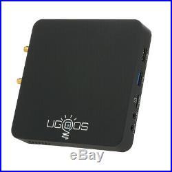 UGOOS AM6 Android 9.0 TV Box S922X 2G+16G Quad Core 5G WiFi 4K 3D Media USB L0B7