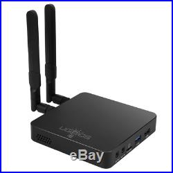 UGOOS AM6 PRO Amlogic S922X Android 9.0 TV Box 4GB DDR4 32GB ROM