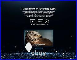Unblock Super TV Box UBOX8 Pro Max 4G/64G 2.4G+5G WiFi, 2020 Edition, Gen. 8th