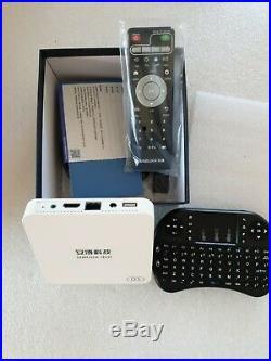 Unblock Tech 2019 7 UBOX7 ProS I9 2g+32g US Gen7 TV Box