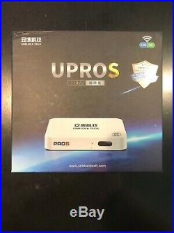 Unblock Tech 20207 UBOX7 ProS I9 2g+32g US Gen7 TV Box