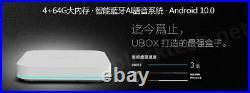 Unblock Tech 2021 Ubox8 Promax 4+64g Newest Tv Box