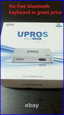 Unblock Tech 7 UBOX7 ProS I9 2g+32g US Gen7 TV Box