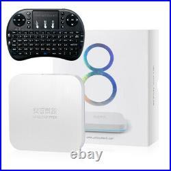 Unblock Tech 8 HOPE OVERSEAS UBOX8 PRO MAX 4g+64g OS Gen8 TV Box US