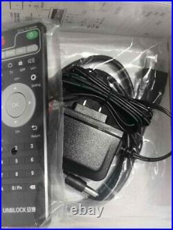 Unblock Tech7 UBOX7 UProS I9 2GB+32GB OS Gen7 Unblock TV Box (SHIP FAST)