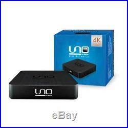 Uno Ip Box A115 4th Gen Quad Core 4K Ultra HD Vietnamese TV Channel Player Box