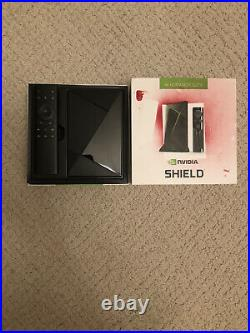 Used NVIDIA SHIELD TV 4K HDR Streaming Media Player In Box With Remote