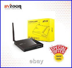 Used (Open Box) FORMULER Z8 Android Dual Band 5G Gigabit LAN 2GB RAM 16GB ROM