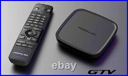 Used (Open Box) Formuler Gtv Android Tv 9.0 + Extra Wireless Keyboard + Charger