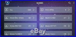 X3 Mini S905W Quad Core Android 7.1 2/16G TV Box Plus one year IPTV subscription