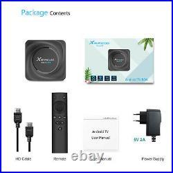 X88 8+128GB Android 11.0 TV Box RK3566 8K Media Player 2.4/5G Dual WiFi US C9F4