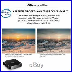 X96 Mini Arabic TV Box with 2 Years & 1000+ Channels & VODs + FREE Air Mouse RC