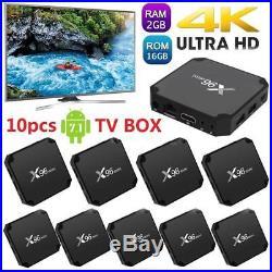 X96 Mini Smart TV Box Android 7.1 S905W Quad Core H. 265 8G/ 16G 4K WiFi HD Media