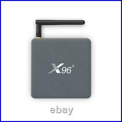 X96 X6 TV Box Android 11 8GB RAM 64/128GB RK3566 4K 2T2R Dual Wifi Media Player