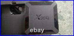 X96Q Smart TV Box Android 10.0 Allwinner Quad-core H313 UHD 4K FREE SHIPPING