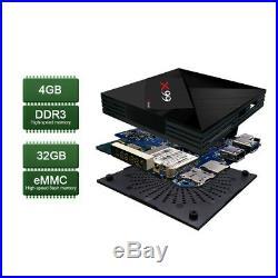 X99 TV 4K Box Android 7.1 4GB 32GB Bluetooth 4.1 2.4G/5G Dual Wifi 64-bit Player