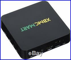 XBMCMart Android TV Box Mini PC Media Player Quad/Octa Core 64-Bit 4K