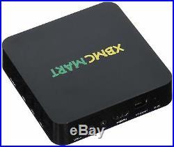 XBMCMart Android TV Box Mini PC Media Player Quad/Octa Core 64-Bit 4K New