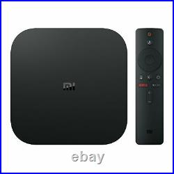 Xiaomi Mi Box S 4K HDR Android TV with Google Assistant Streaming Media Player
