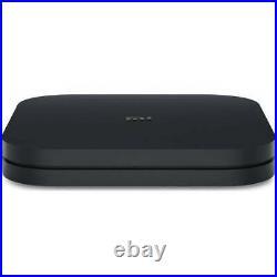 Xiaomi TV Box S 4K Ultra HD Media Player Android 8.1 EU Version Schwarz
