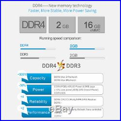 ZIDOO H6 PRO Android 4K TV Box QUAD CORE DDR4 2GB eMMC 16GB ac WIFI 1000M LAN