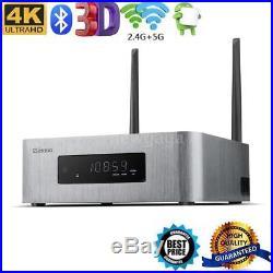 ZIDOO X10 Android 6.0 TV Box 4K Quad Core Realtek RTD1295 2G 16G WiFi HD Media