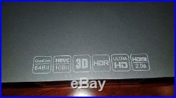 ZIDOO X9S 4K Smart TV Box Android 6.0 Realtek Quad Core 2G+16G WiFi BT 3D 64bit