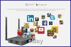 ZIDOO X9S Smart TV BOX Android 6.0 2G/16G 802.11ac WIFI 4K H. 265 Media Player BT