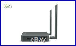 ZIDOO X9S TV BOX Android 6.0 + OpenWRT(NAS) Realtek RTD1295 2G/16G Media Player