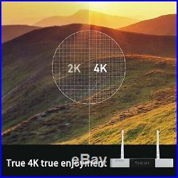 Zidoo Android 7.1 TV Box Z9S Realtek 1296 4 core 64-bit A53 Processor 4K Player