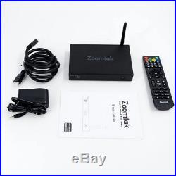 Zoontak M5 Plus TV Box Android 6.0 Amlogic S905X 2GB RAM+8GB ROM Quad Core 4K2K
